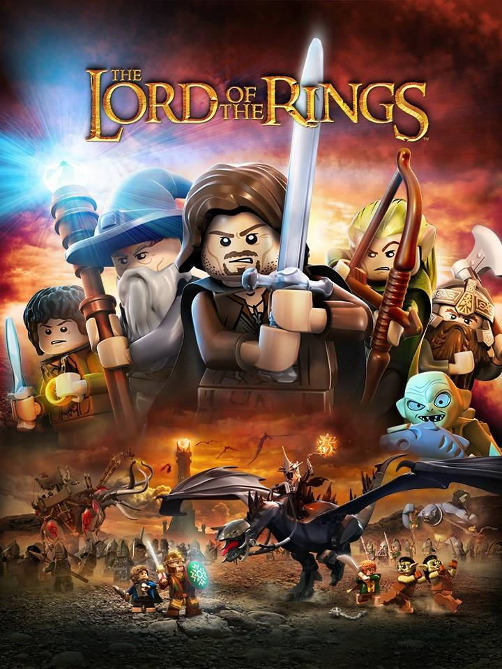 lego The Lord of The Rings (2012 release)