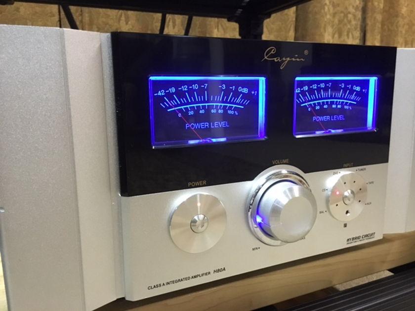 Cayin Audio USA H80A integrated amp