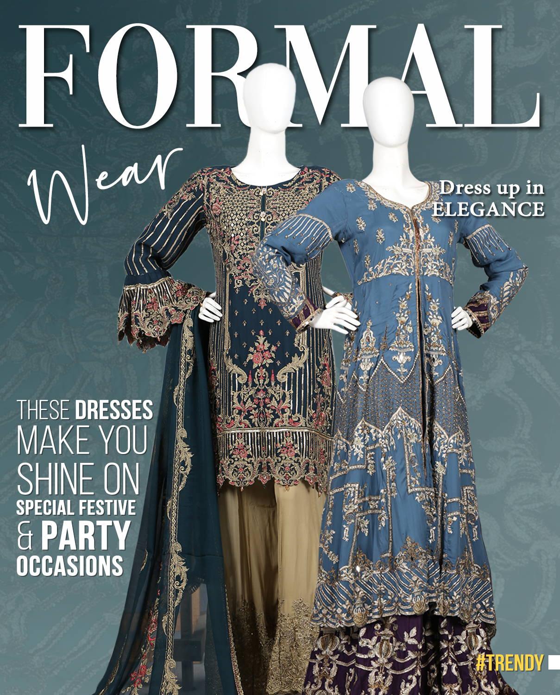 Formal Chiffon Dresses