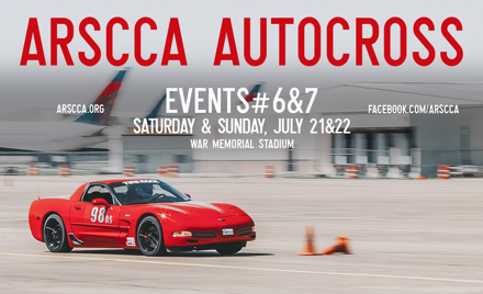 ARSCCA Solo II Points Event #7