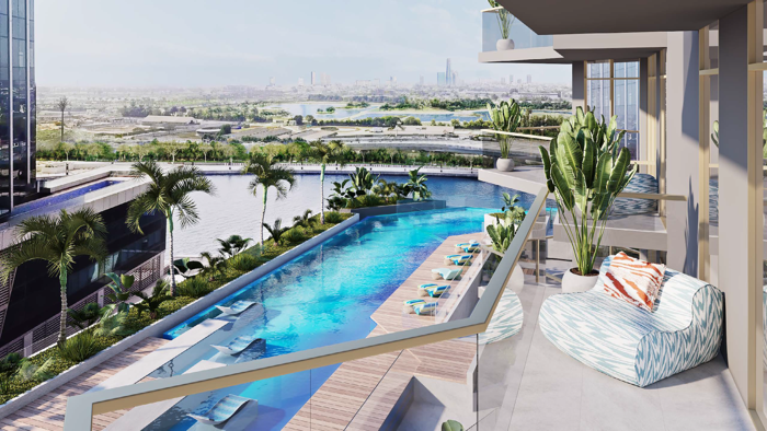 featured image of Oasis by Missoni - DUBAI