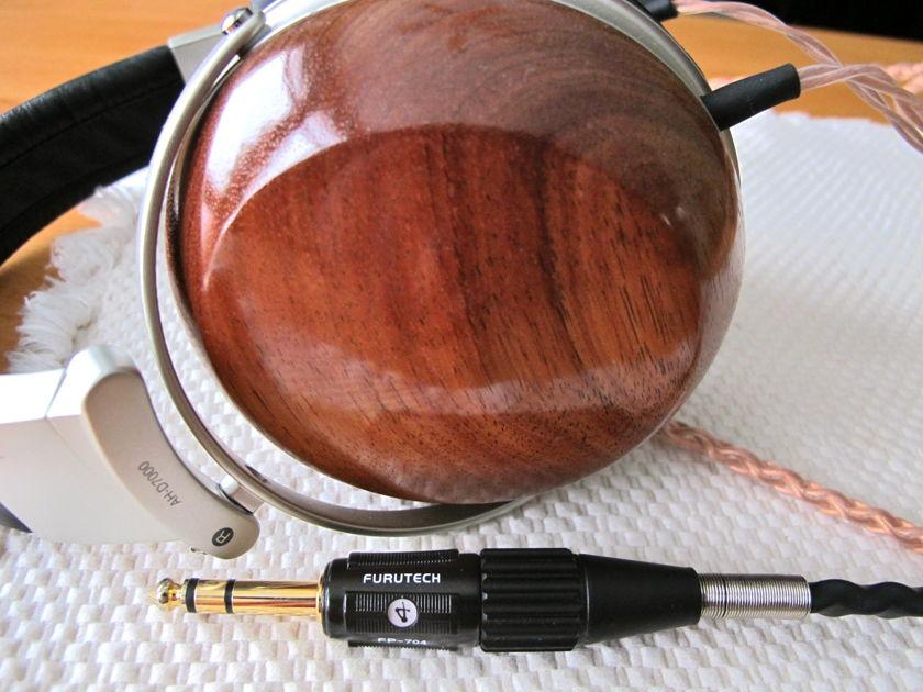 Lawton modified Denon AH-D7000 headphones