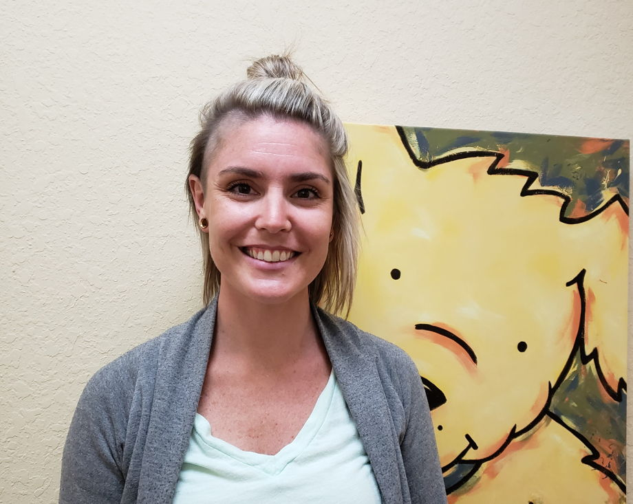 Katie Nettles , Assistant Director, Education and Professional Development