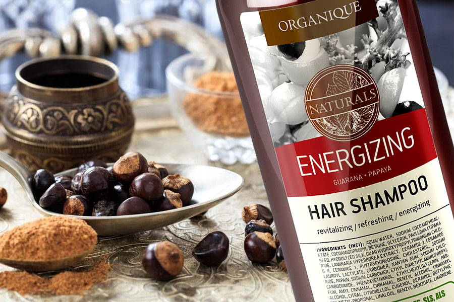Energizing Shampoo For Weak And Falling Out Hair