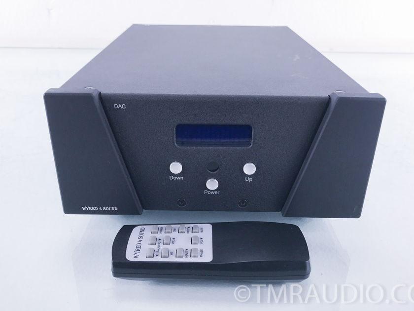 Wyred 4 Sound  DAC-2 DAC; D/A Converter; DAC2 (2698)