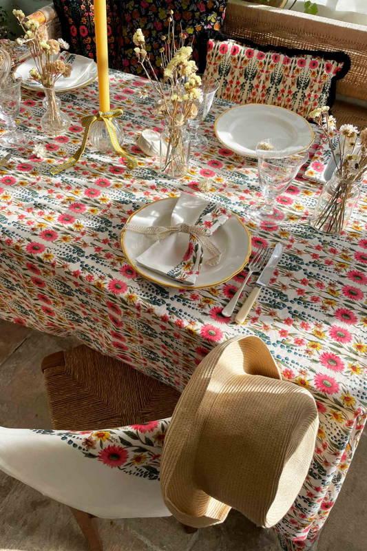 Yolke Home | Spring table tips
