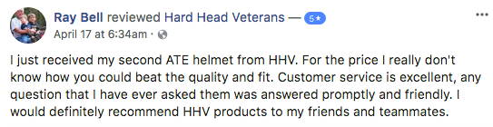 Facebook Tactical Helmets