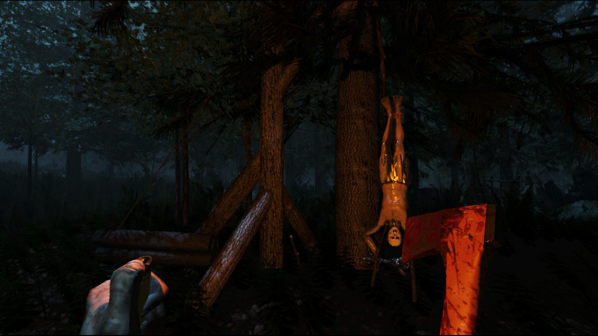 The Forest - What are the best Survival Horror games on