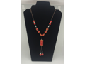 Ethnic  Ceramic Bead Necklace