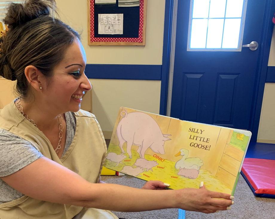Ms. Desiree , Infant Assistant Teacher