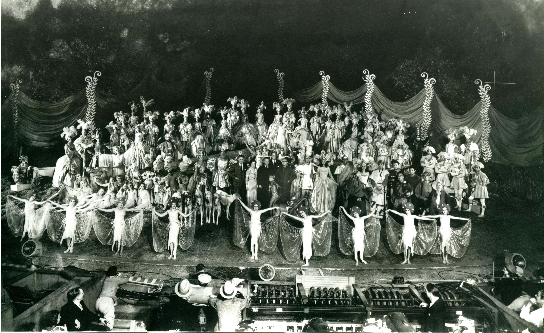 """<em class=""""notranslate"""">Un</em> sueño de una noche de verano, cortesía de los Archivos del Centro de Música/Colección Otto Rothschild"""