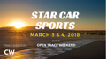 Star Car - CVR's Open Track Weekend