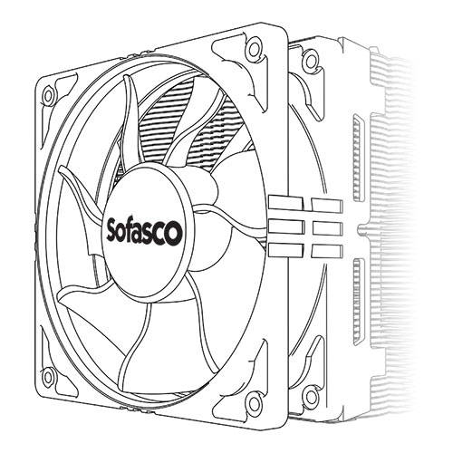 Sofasco: leading manufacturer of electronic cooling fan