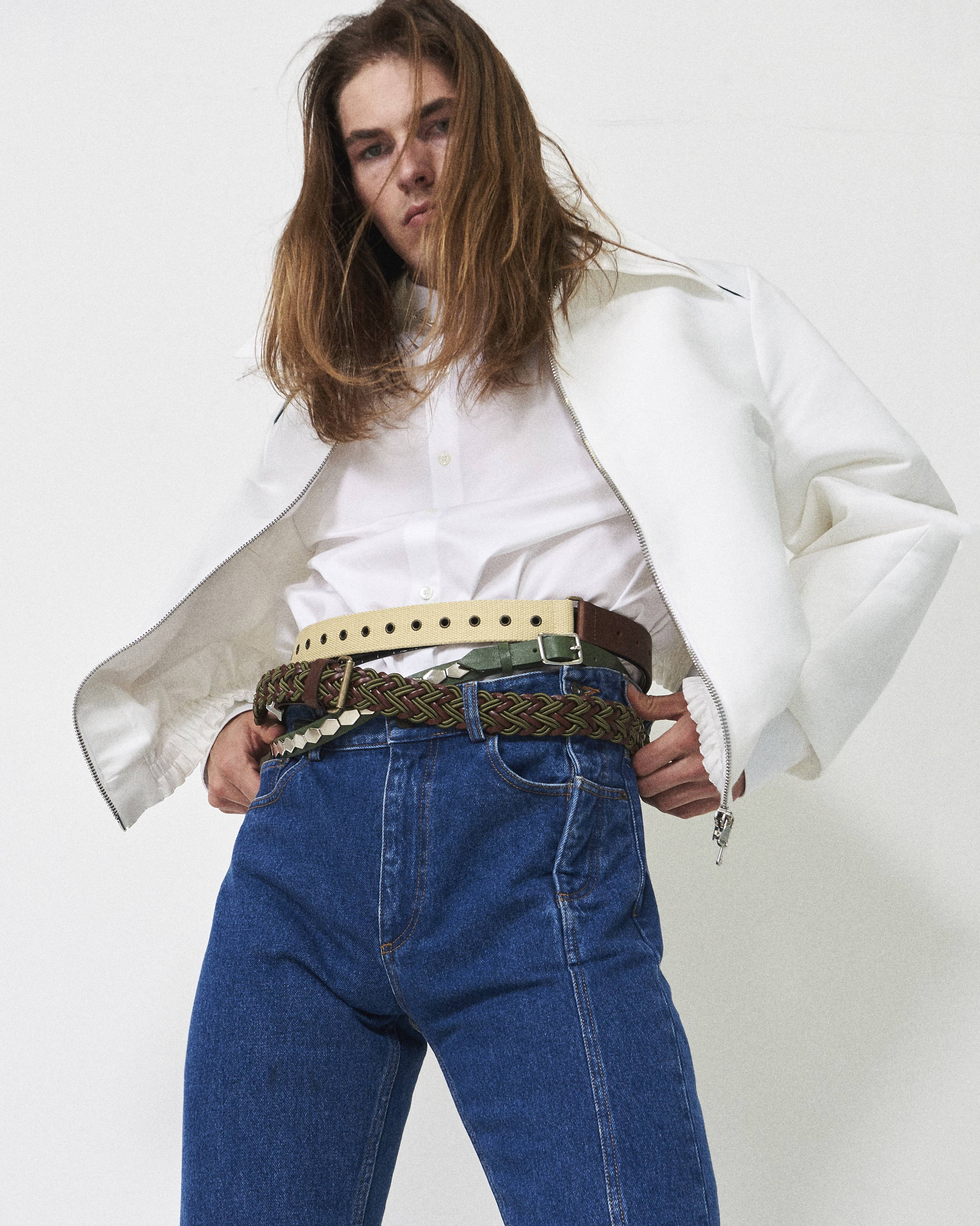 Y/Project Collage Belt SS18 Hlorenzo