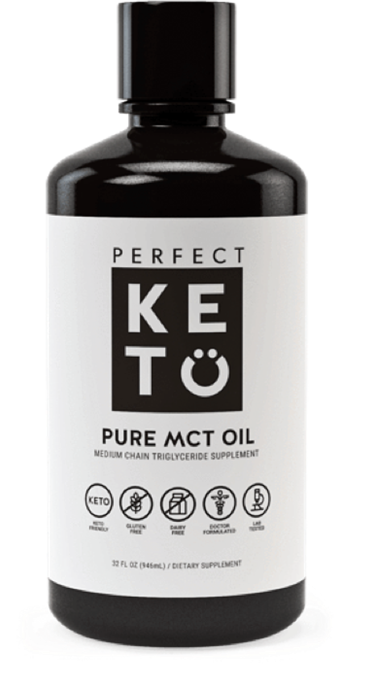 100% Pure MCT Oil
