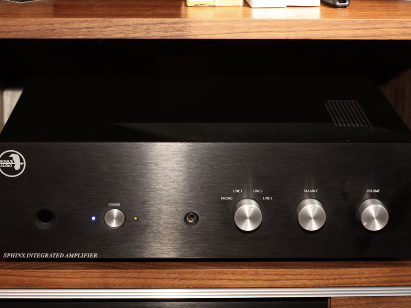Rogue Audio Sphinx v1 w/ Upgrades and Extras