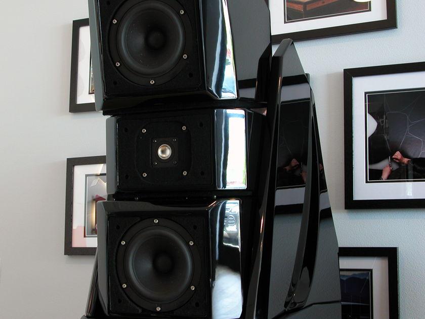 Wilson Audio Alexandria X-2 s2 in Black WilsonGloss Finish - PENDING SALE