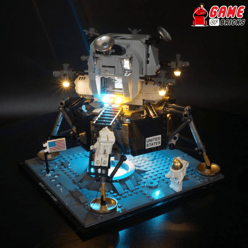apollo 11 led light kit
