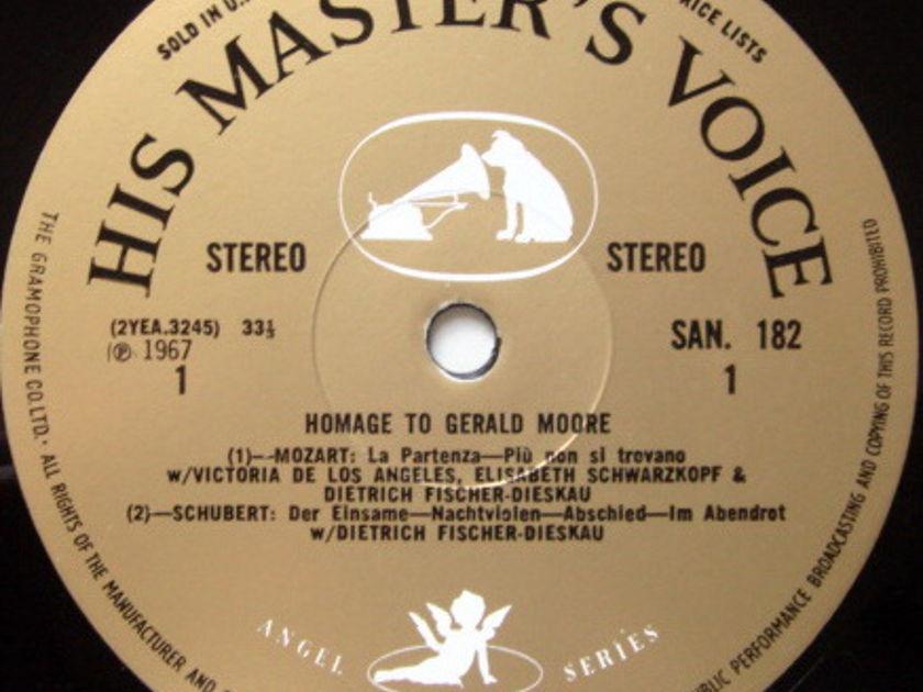 EMI HMV SAN /  - Homage to Gerald Moore, MINT, 2LP Box Set!