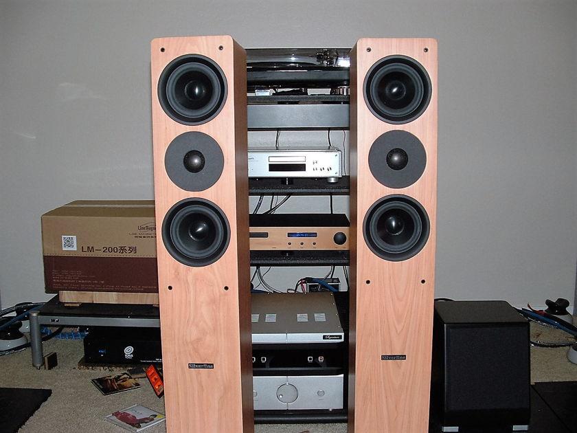 Silverline Audio Prelude Latest version, 2 months old. Original owner.