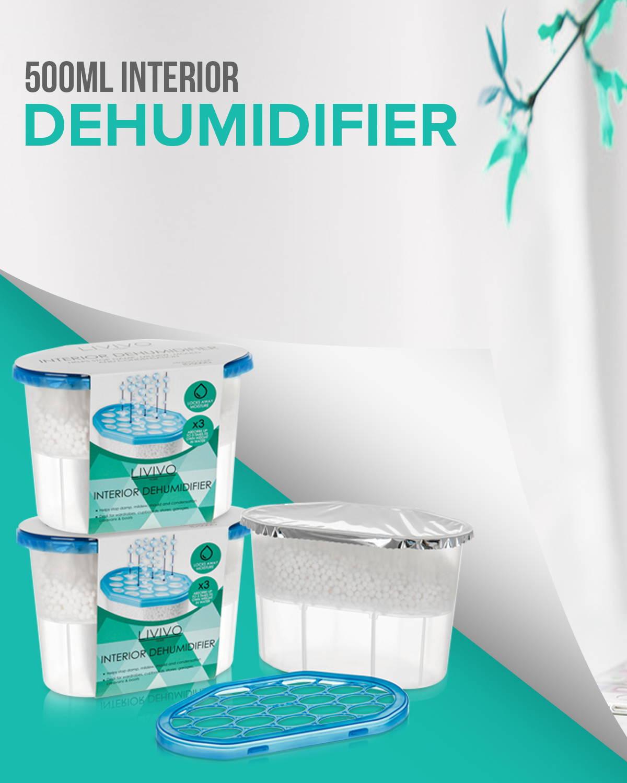 500Ml Interior Dehumidifier
