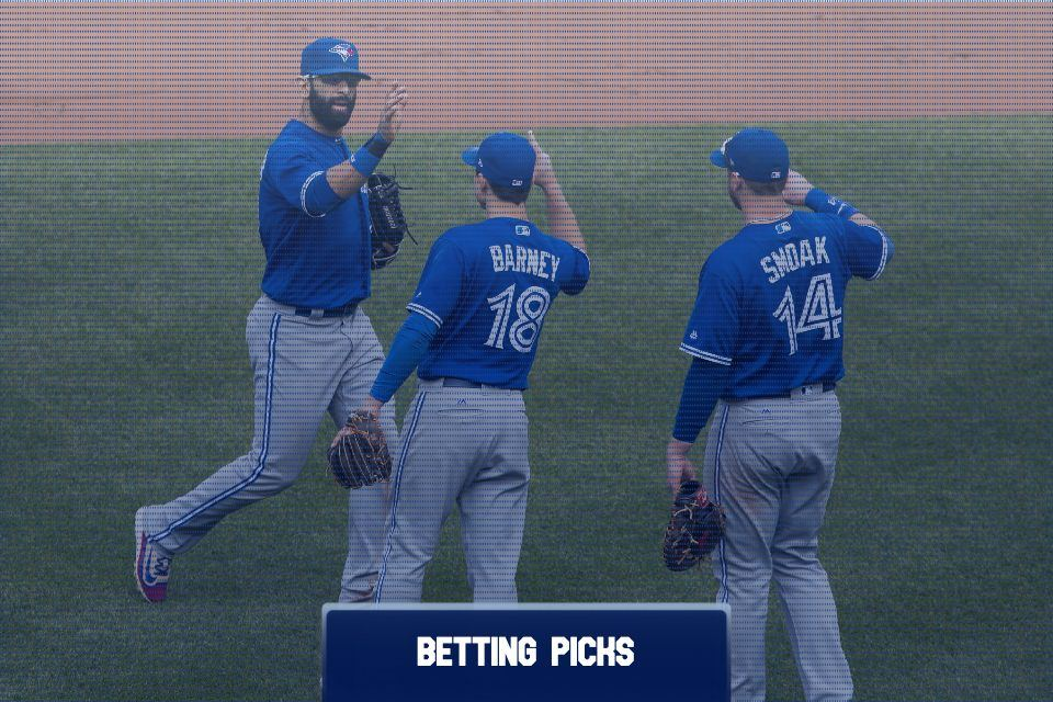Best Toronto Blue Jays Picks for the Weekend