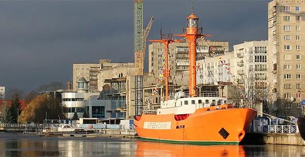 Позывные радио «Маяк» передал один из экспонатов Музея Мирового океана - Новости радио OnAir.ru
