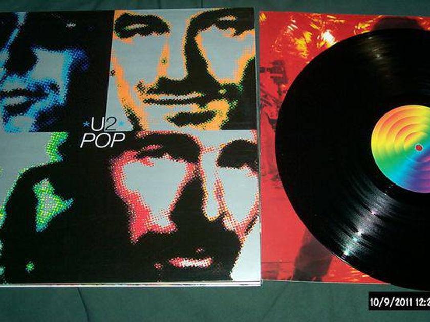 U2 - Pop 2 lp nm