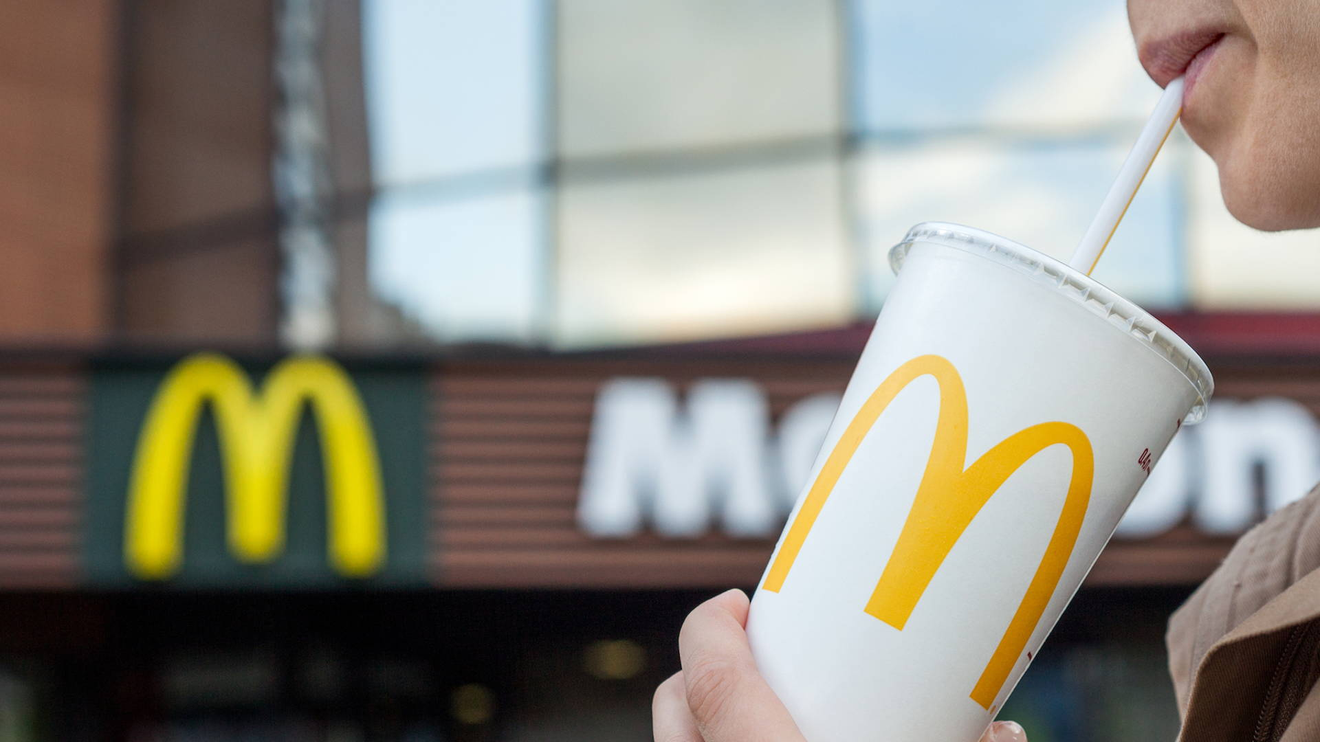 Golden Arches Go Green: McDonald's Going Fully Sustainable by 2025