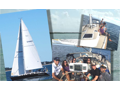 Customizable Sailing Excursion for 4 in Long Island