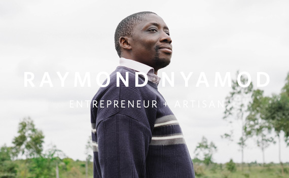 Nisolo Spotlight: Raymond Nyamod