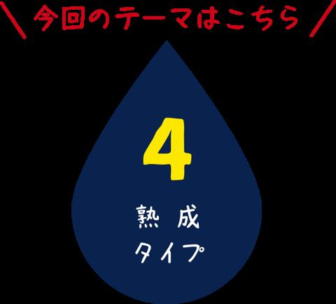 日本酒 熟成タイプ