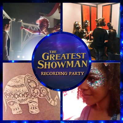 The Greatest Showman Recording Party