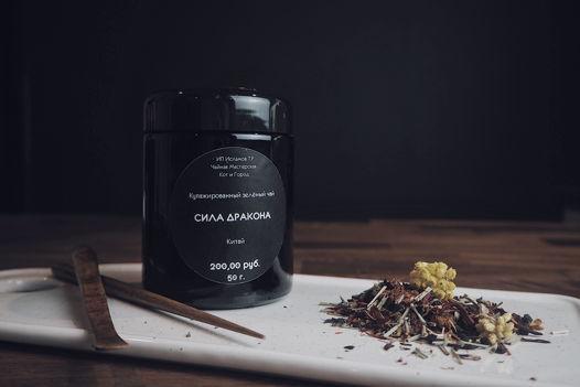 «Сила дракона»  / Травяной чай