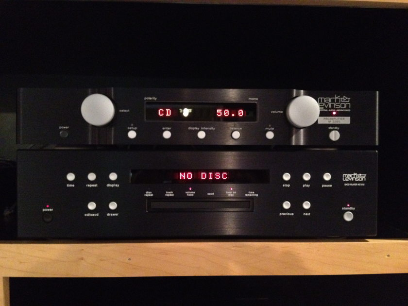 Mark Levinson No. 326s MINT