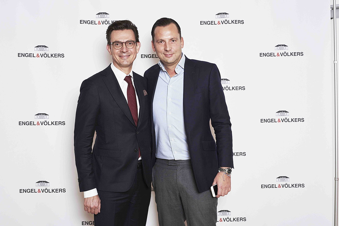 Sintra - Kai Enders, Member of the Board Franchise Engel & Völkers AG_Christian von Gottberg, Managing Director Engel & Völkers Berlin(c)Valeria Mitelman.jpg