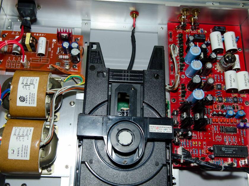 Bada HD-22 tube CD player HD-22