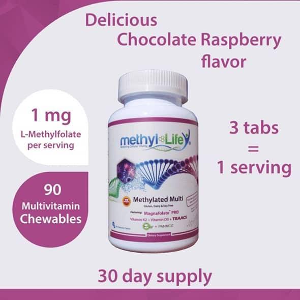 Best Multivitamin for MTHFR