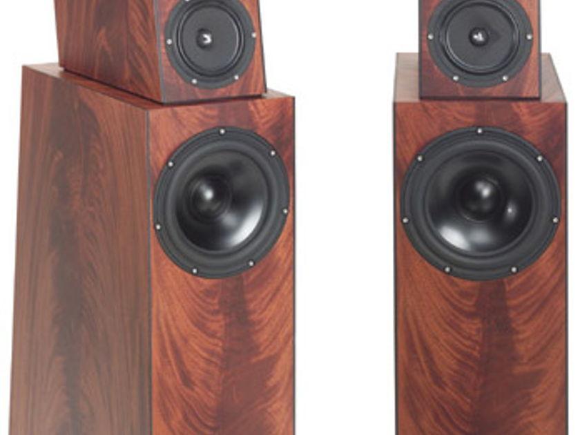 Sonics by Joachim Gerhard Allegria 3-way floor standing bass reflex speaker