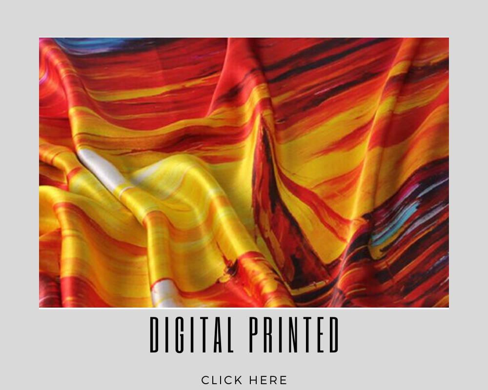 Digital Printed Custom Scarf/Scarves