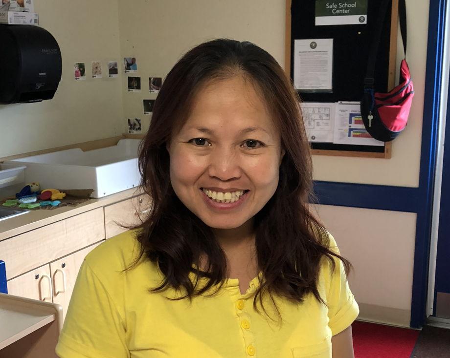 Uyen Nguyen , Young Toddler Teacher's Aide