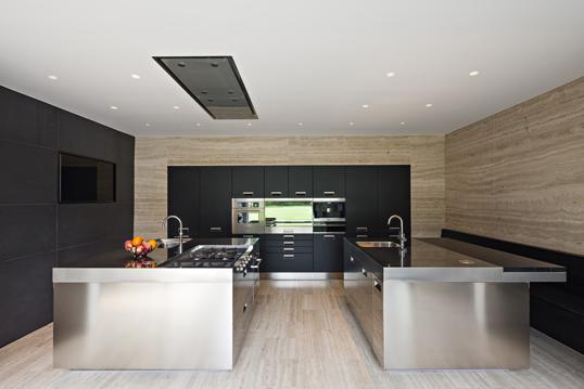 Trend di design: la cucina in stile industrial