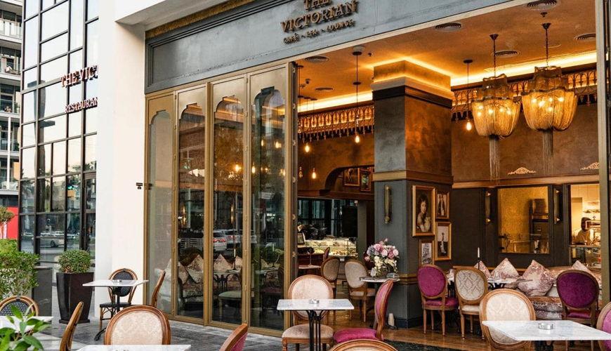 The Victorian Tea Lounge image