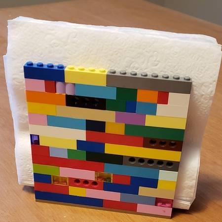 Napkin Holder lego