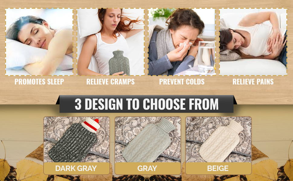 3 Designs to Choose From