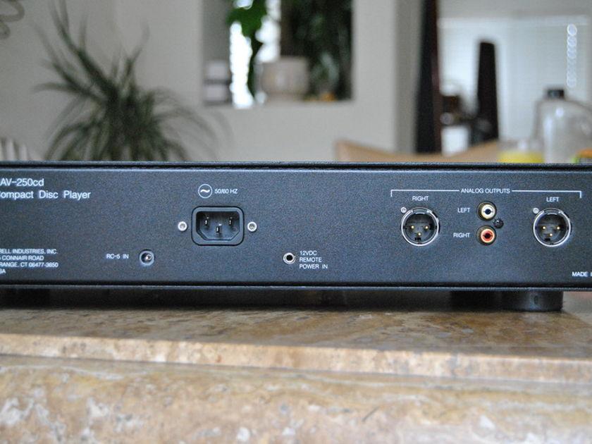 Krell KAV-250CD HDCD Player