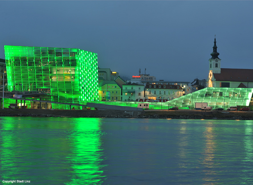 Wels - Ars Electronica Linz