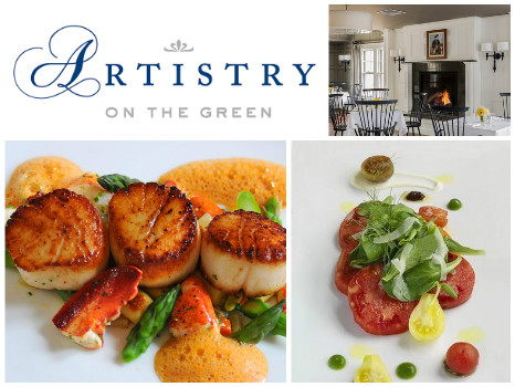 Artistry on the Green - $100 Gift Card