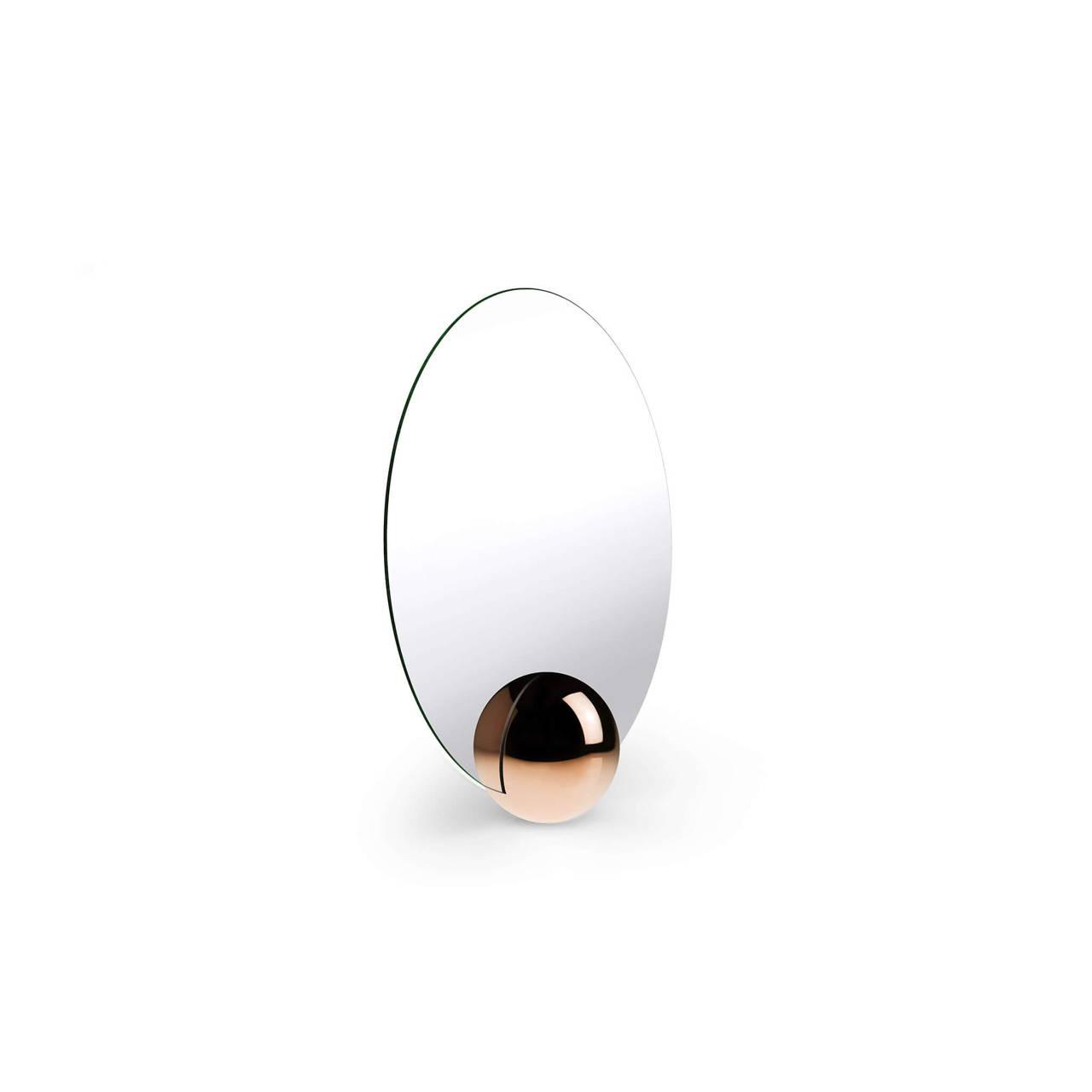 O-Mirror in Copper finish