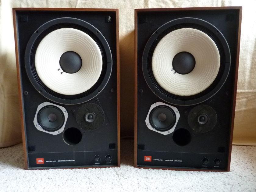 JBL 4311 SPEAKERS